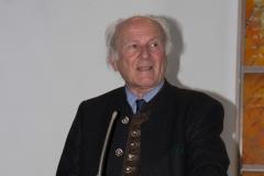 Weilheimer Glaubensfragen - Prof. Dr. Claus Hipp