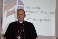 Weilheimer Glaubensfragen - Weihbischof Wörner in Weilheim