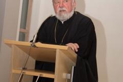 Weilheimer Glaubensfragen - Erzpriester Apostolos Malamousis in Weilheim
