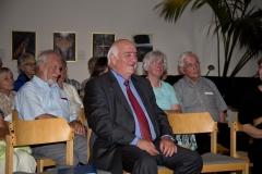 Weilheimer Glaubensfragen - Prof. Werner Weidenfeld in Weilheim