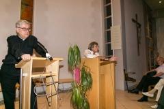 Weilheimer Glaubensfragen - Mariae Gloria Fürstin von Thurn und Taxis mit Prälat Dr. Wilhelm Imkamp in Weilheim