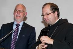 Weilheimer Glaubensfragen - Abtpräses Jeremias Schröder in Weilheim