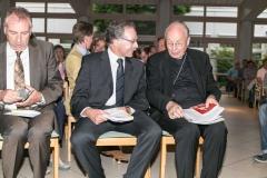 Weilheimer Glaubensfragen - Kardinal Dr. Christoph Schönborn in Weilheim